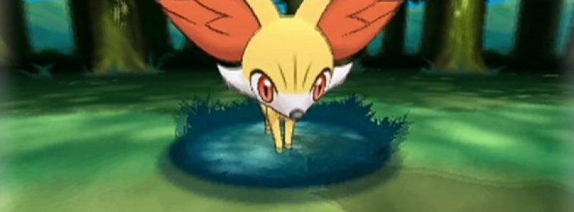"New Pokemon X and Y Trailer Reveals Pokemon ""Oorotto"""