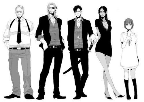 "Viz Media Licenses ""Deadman Wonderland"" and ""Gangsta"" Manga Titles"