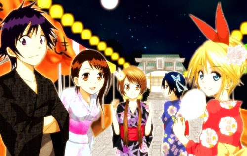 SHAFT to Animate Nisekoi Romantic Comedy Anime