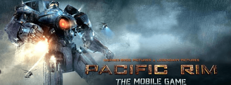 Pacific Rim Mobile Game Now Available