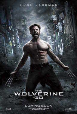 The-Wolverine-3D-Poster