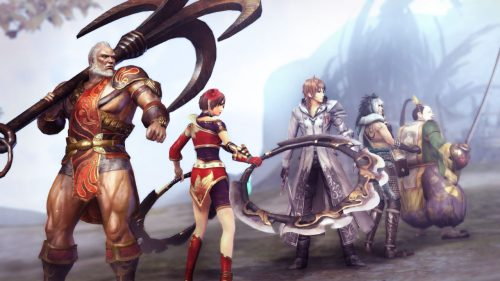 Sterk from Atelier Meruru enters Warriors Orochi 3 Ultimate in latest screens