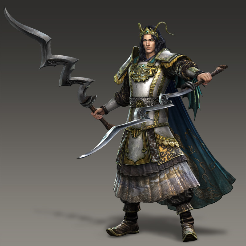 Sterk From Atelier Meruru Enters Warriors Orochi 3