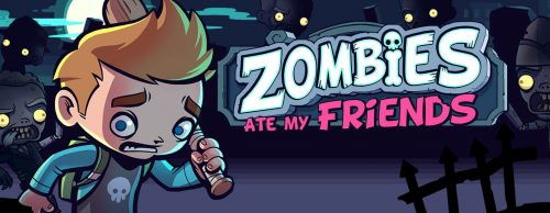 Zombies Ate My Friends Released for iOS and Mac