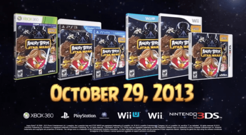 Angry Birds Star Wars Is Coming To Consoles