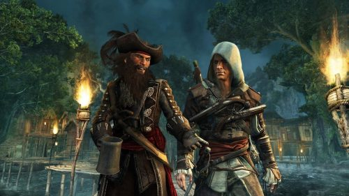 Assassin's Creed IV: Black Flag – Pirate Gameplay Trailer