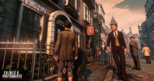 New Sherlock Holmes Game Gets A Proper Teaser
