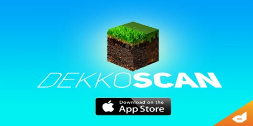 DekkoScan Now Available On The App Store