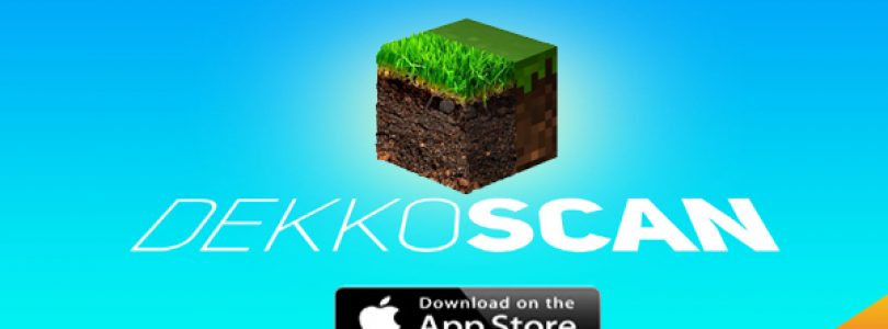 DekkoScan Now Available On The App Store