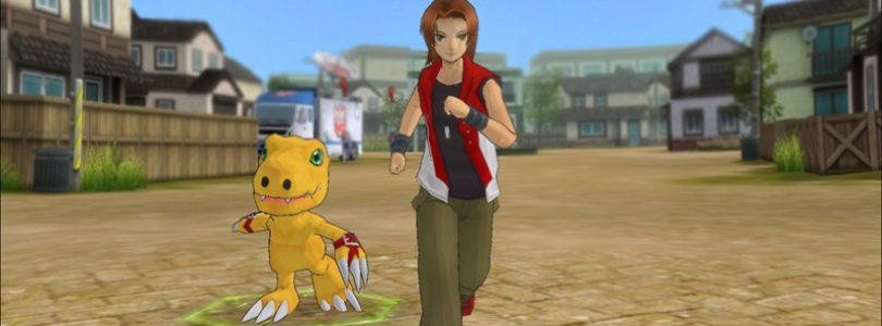 Celebrate Summer With A Big Digimon Masters Event