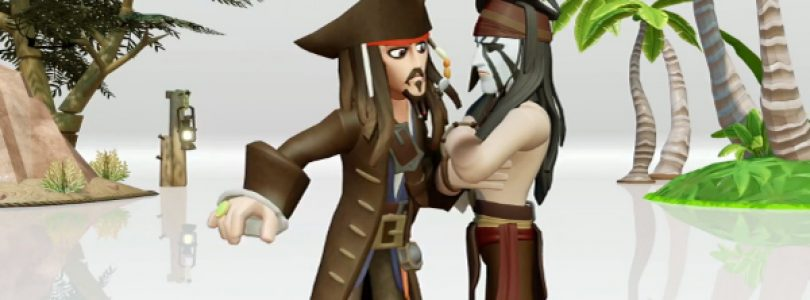 Disney Infinity Goes In-DEPP-tion With New Trailer