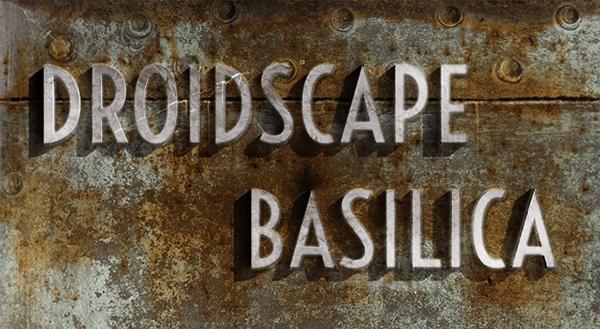 droidscape-basilica-logo