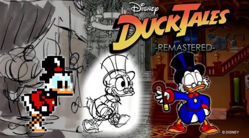 DuckTales: Remastered Officially Dated; Duckumentary Released