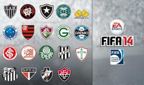 EA Sports Licenses Brazilian Clubs for FIFA 14