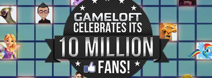Gameloft Reaches 10 Million Facebook Fans