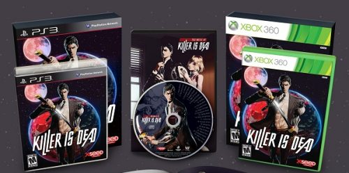 Killer is Dead release date and launch bonuses announced for North America