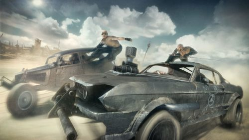 Mad Max Gameplay Trailer Released