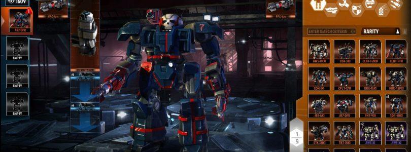 MechWarrior Tactics New Trailer and Enhancements