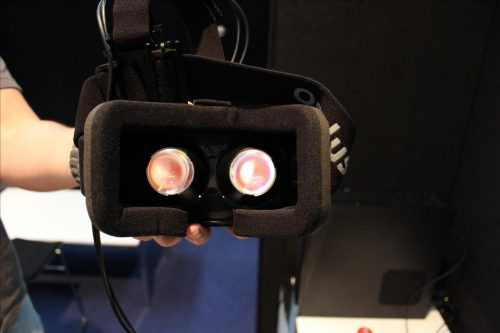 Oculus Rift hands-on Preview