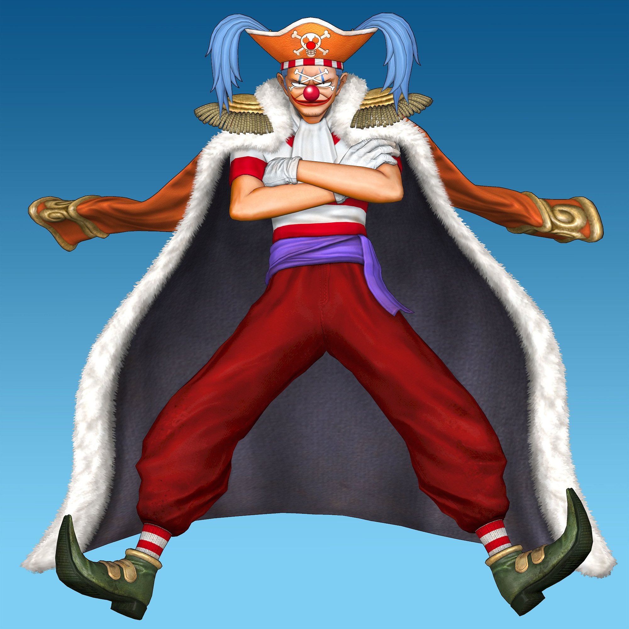 Ace Pirate Warriors: One Piece: Pirate Warriors 2 Screens Show Off Ace, Buggy