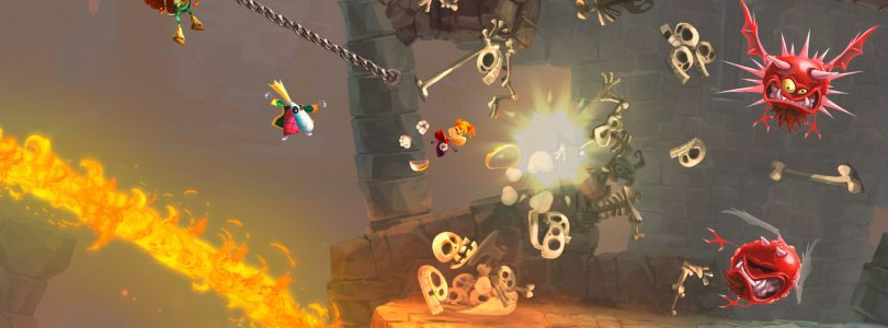 Rayman Legends also heading to PC