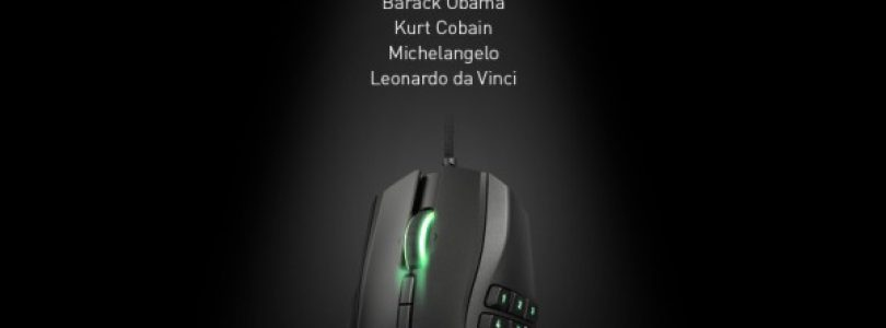 Razer Releases Improved Naga MMO Mouse and Left Handed Version