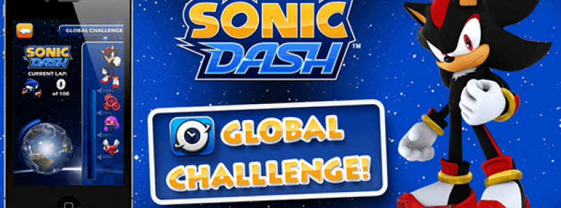 SEGA Kicks off Sonic Dash Community Challenge