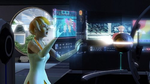 The Sims 3 Into the Future Expansion Pack announced by EA