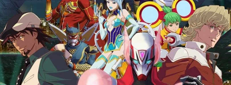 Viz Media to show Tiger & Bunny: The Beginning and more at JFFSF