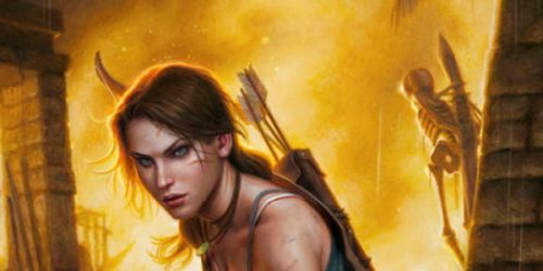 Tomb Raider Comic Announced