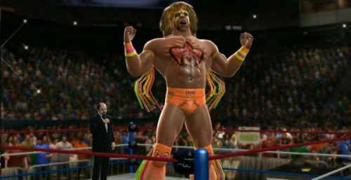 WWE 2K14 Announces Ultimate Warrior as Pre-Order Bonus
