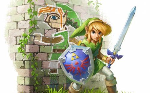 Legend of Zelda: A Link Between Worlds Hands-On Preview