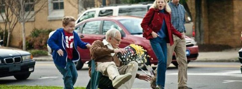 First Jackass Presents: Bad Grandpa Trailer