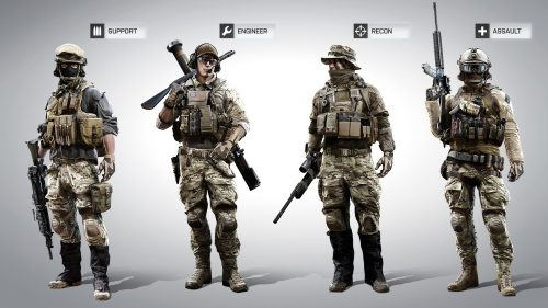 Battlefield 4's multiplayer tweaks and classes detailed