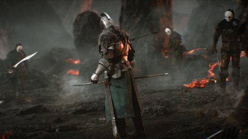 Dark Souls II – Beta-Test Invitation