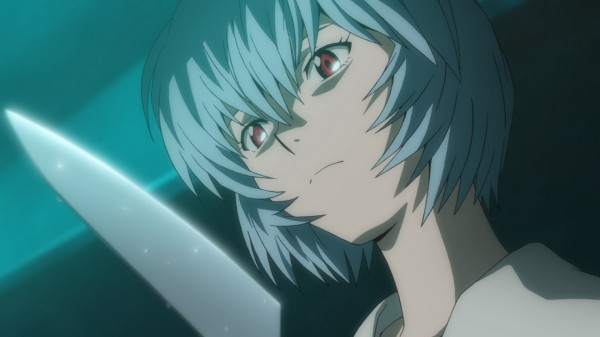 Rei once again.