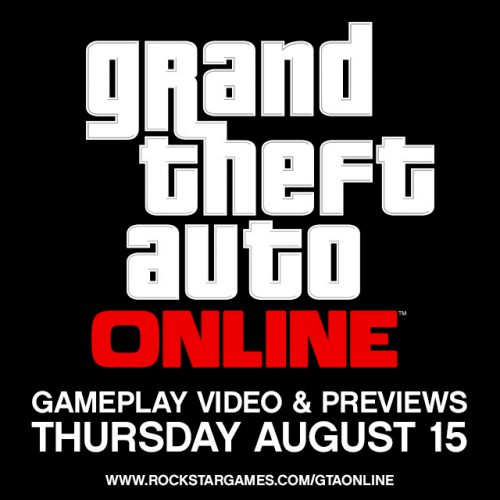 Grand Theft Auto Online Reveal This Thursday