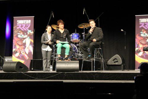 Masakazu Morita Panel – SMASH! 2013