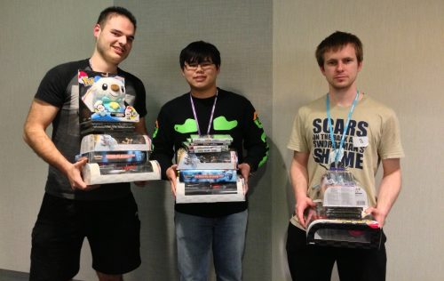 Street Fighter IV Competition Results at SMASH! 2013