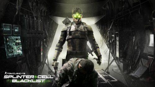 Splinter Cell: Blacklist Sneaks Onto UK Shelves Today