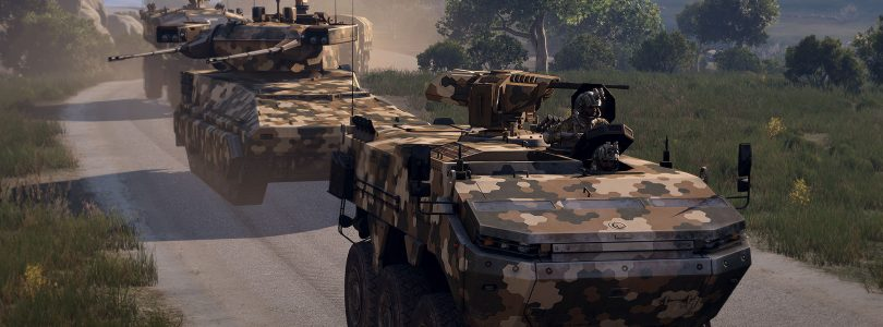 ArmA 3 Dated for September 12th