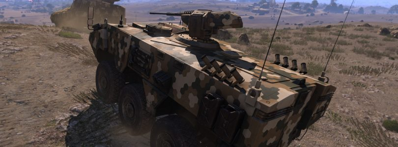 Final ArmA 3 Beta Update Brings Steam Workshop