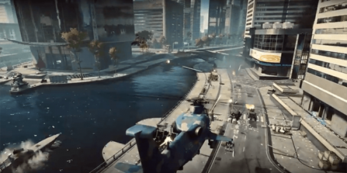 New Battlefield 4 Video Series Takes a Poke at Call of Duty Ghosts