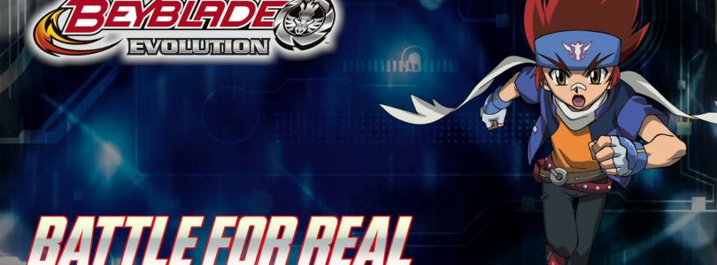 Beyblade: Evolution Official Website Launches