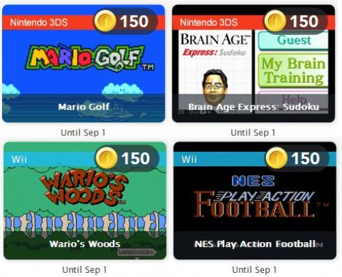 August Club Nintendo Rewards bring out the Hidden Gems
