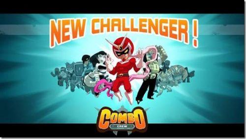 Viewtiful Joe joins the battle in Combo Crew