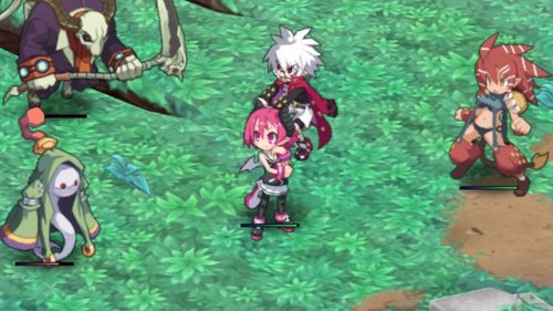 Disgaea D2's strategy guide comes with Raspberyl DLC code