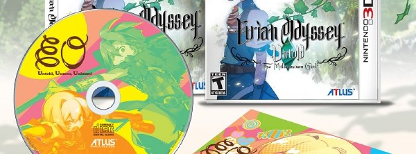 Etrian Odyssey Untold: The Millennium Girl pre-order box set announced