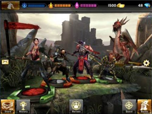Heroes of Dragon Age Announced by EA Mobile