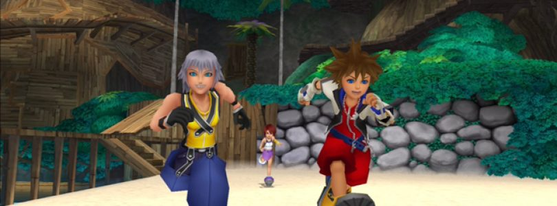 New Kingdom Hearts 1.5 trailer showcases Final Mix